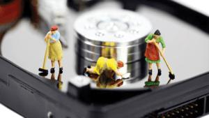 Boşa Yer Kaplayan Dosyaları Programsız Silmek