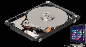 Programsız Hard Disk Bölme Birleştirme Ayırma Biçimlendirme