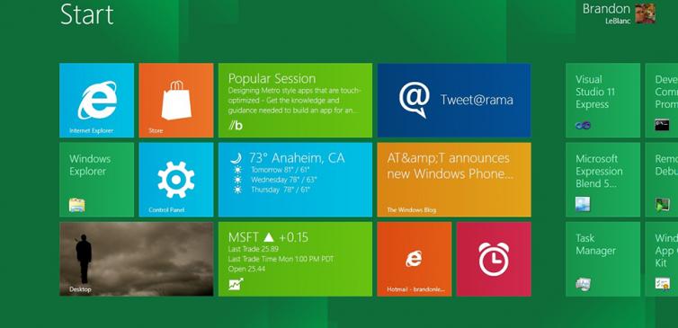 Windows 10 Metro Arayüzü Nasıl Aktif Edilir