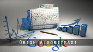 Google Orion Algoritma