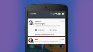 Android Eski Bildirimleri Görüntüleme