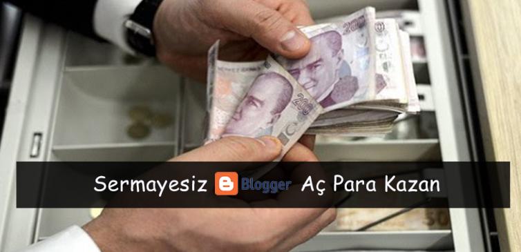 Blogger Para Kazan