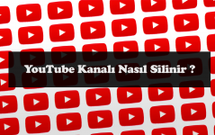 YouTube Kanal Silme