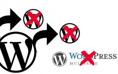 wordpress-multisite-kaldırma