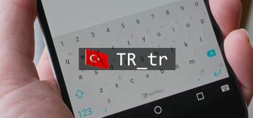 Android Türkçe Klavye