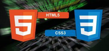 HTML5 CCS3
