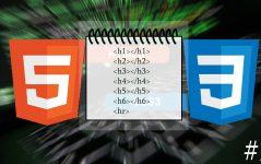 HTML5 Başlık Etiketleri