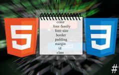 HTML5 CCS3 ile Şekillendirmek