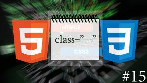 HTML Class Etiketi