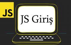 JavaScript Giriş