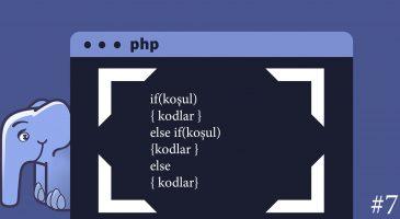 PHP İf, Else İf Else