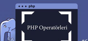 PHP Operatörleri