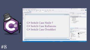 C Sharp Switch Case