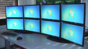 Windows Multiple Monitor
