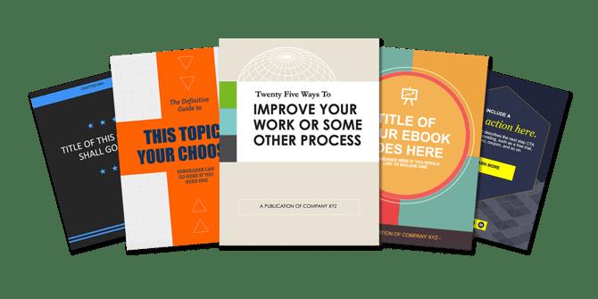 HubSpot - Ücretsiz InDesign Şablonlarını Bulmanın En İyi 7 Sitesi