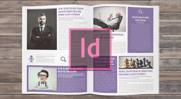 Adobe InDesign Templates