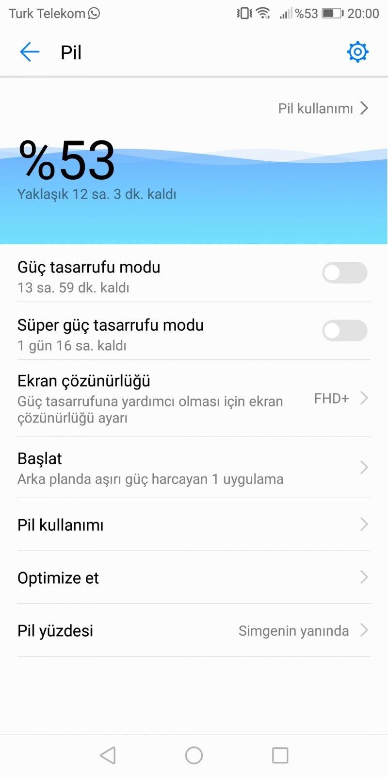android pil kullanımı - Android Pil Kullanım Süresi Nasıl İyileştirilir ?