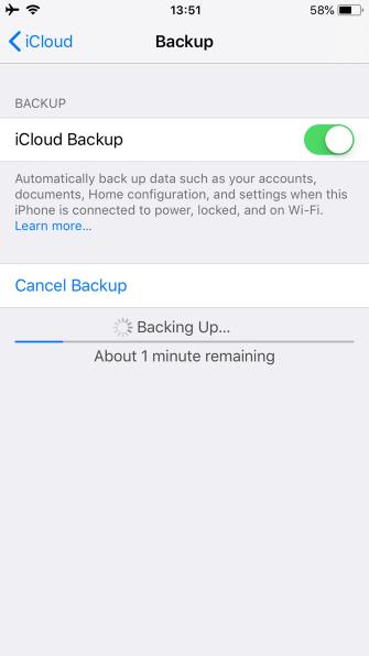 icloud backup - iPhone Nasıl Güncellenir ? Rehber