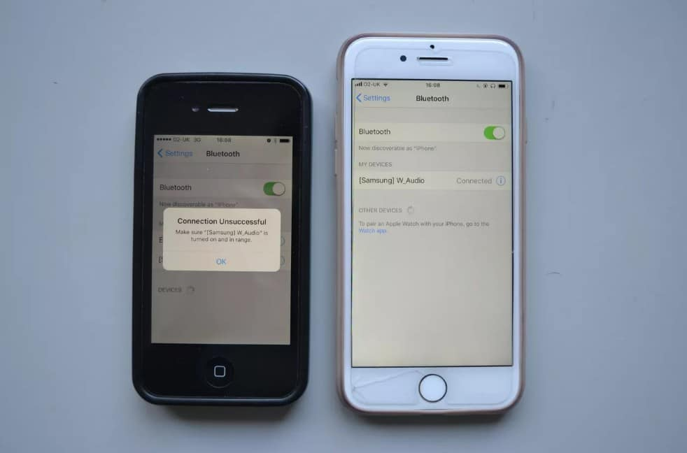Iphone Bluetooth Baglanti