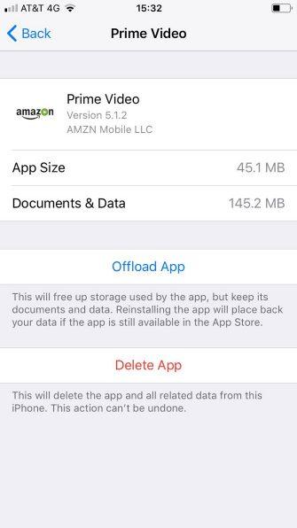 Iphone Uygulama Detayları