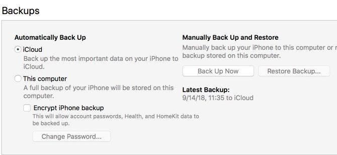 itunes backup - iPhone Nasıl Güncellenir ? Rehber