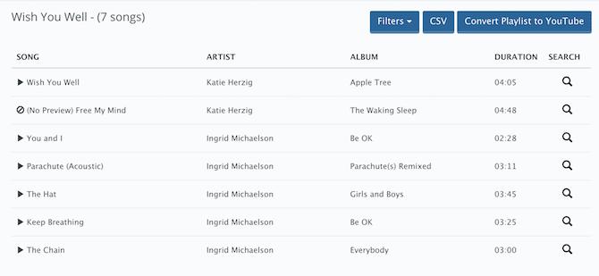 playlist buddy - Spotify Müzik Oynatma Listelerini YouTube 'a Aktarma