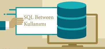 SQL Between