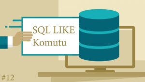 SQL Like Komutu