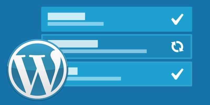 Wordpress Guncellemeleri