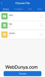 Dosya Seçimi Yapma 175x300 - Telefondan Telefona Uygulama Nasıl Gönderilir ?