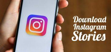 Instagram Hikaye İndirme