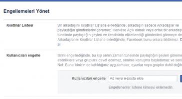 facebok-kisi-engelleme-nasil-yapilir