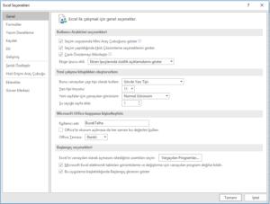 excel gelistirici secenegi acma1 300x227 - Microsoft Word - Excel Geliştirici Seçeneği Açma - Kapatma