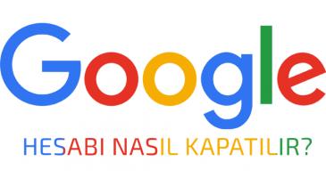 google-hesabi-nasil-kapatilir