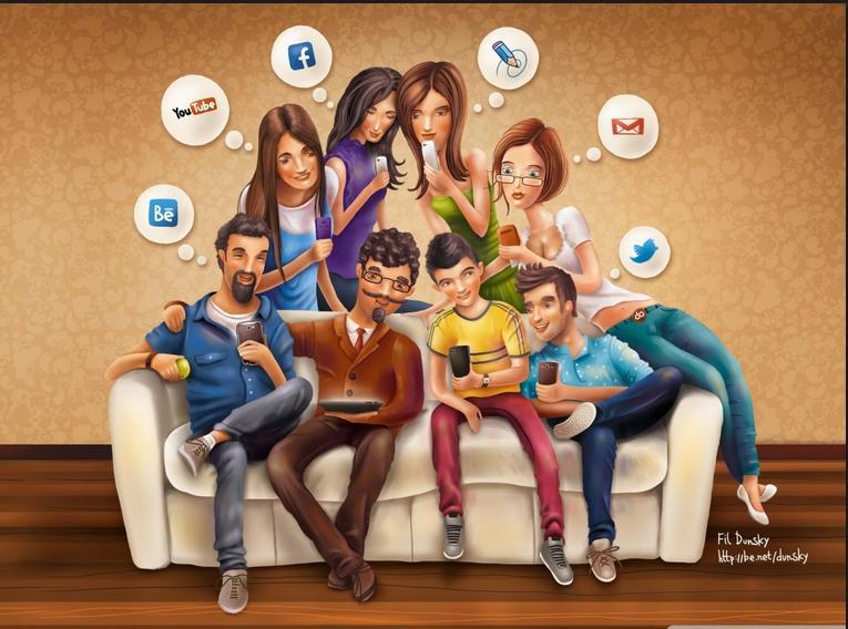 teknoloji - Teknolojinin Topluma Olumsuz Etkileri