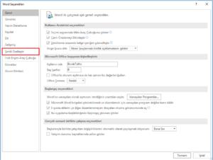 word gelistirici secenegi aktif etme1 300x226 - Microsoft Word - Excel Geliştirici Seçeneği Açma - Kapatma