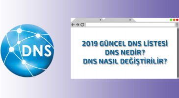DNS Listesi