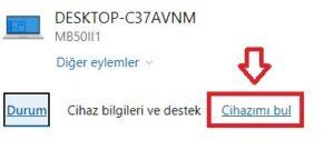 Cihazimi Bul 300x135