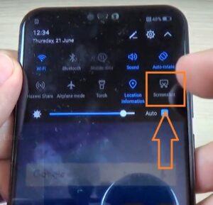 huawei mate 20 ekran goruntusu 2 300x289 - Huawei Mate 20, Mate 20 Pro, Mate 20 Lite Ekran Görüntüsü Nasıl Alınır?