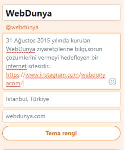 twitter hesabina instagram ekleme 250x300 - Twitter Hesabınıza instagram Hesabı Nasıl Eklenir?