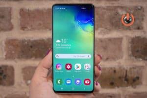 Samsung Galaxy S10/S10 Plus Ekran Görüntüsü Alma