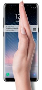 Samsung A9 Ekran Goruntusu 143x300