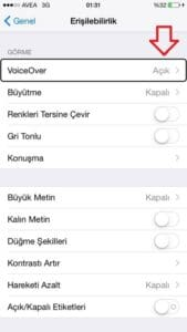 iphone gorme engelli modu nasil kapatilir3 169x300 - iPhone Engelli Modu Nasıl Kapatılır?
