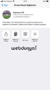 Whatsapp Grup Link Qr Kod Olusturma 1 169x300