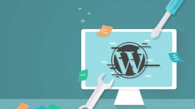 Wordpress Bakım