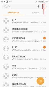 Samsung Telefonlarda Istenmeyen Mesaj Engelleme2 169x300