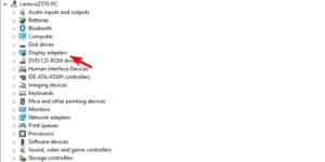 Windows 10da Kirmizi Ekran Sorunu 4 300x150