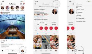 Instagram Fotograflarini Facebook Hesabiniza Otomatik Gonderme 300x177