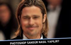 Photoshop Sansür