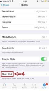whatsapp parmak izi kilidi ayarlama 3 162x300 - WhatsApp Parmak izi Kilidi Ayarlama